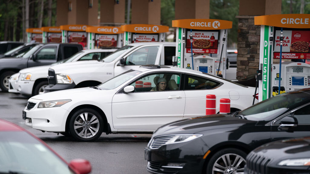 High Gas Prices No Deterrent To Demand