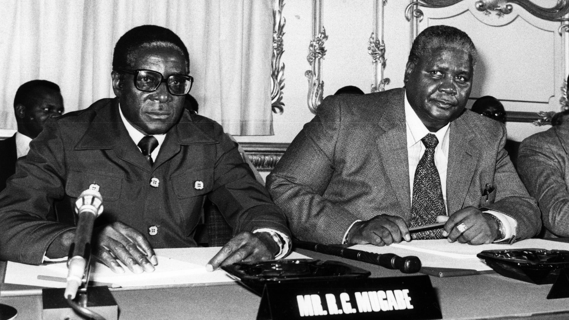 Zimbabwe's Civil War Victims' 38-Year-Long Cry For Justice