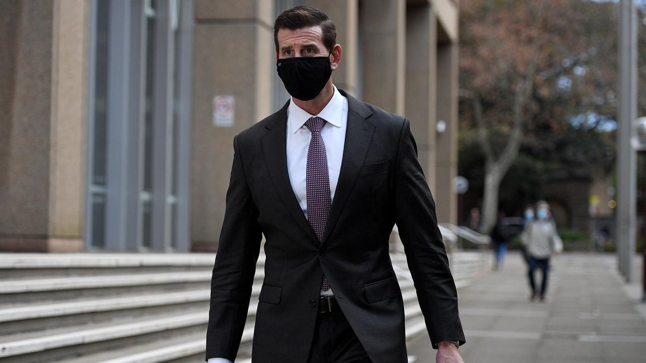 Former Australian Soldier Roberts-Smith's Long Wait To Face Accusers