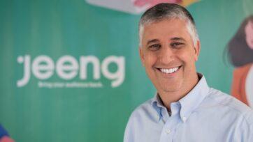 Jeeng CEO Jeff Kupietzky (Courtesy of Jeeng)