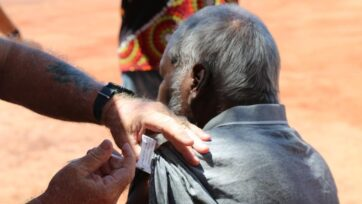 Religious groups in Alice Springs have been urged to throw their support behind the vaccine rollout.