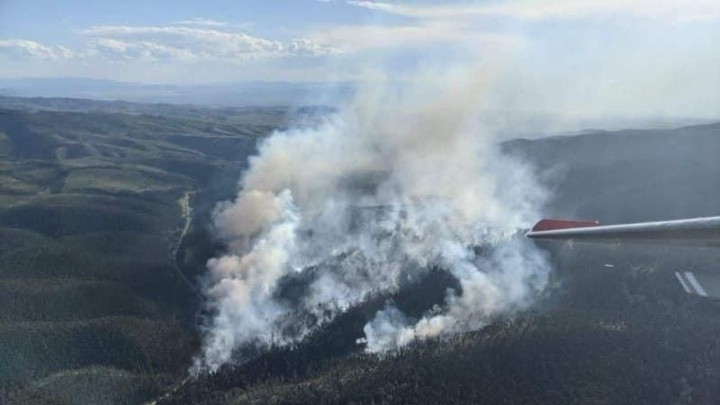 Smouldering Debate: Montana Governor Accuses Biden Of Risking Lives With Wildfire Strategy