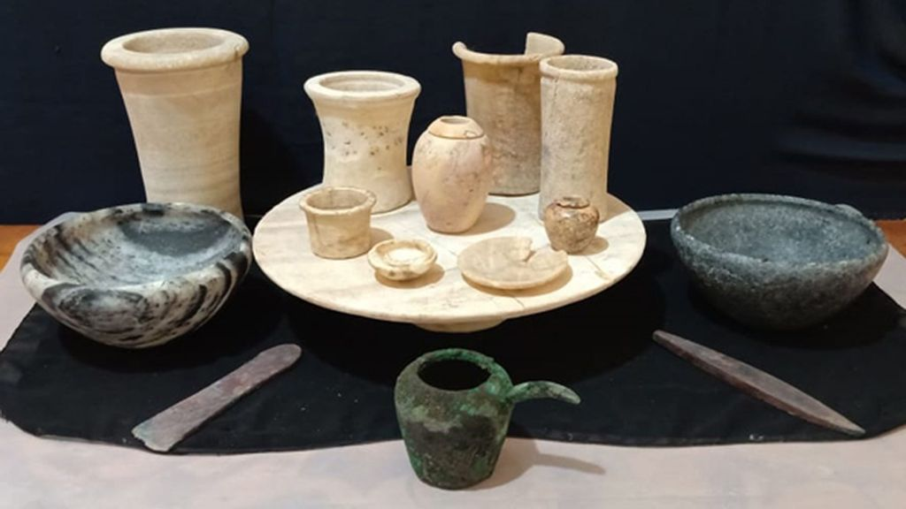 Pot Luck: 2,000-Year-Old Pottery Workshop Unearthed In Egypt