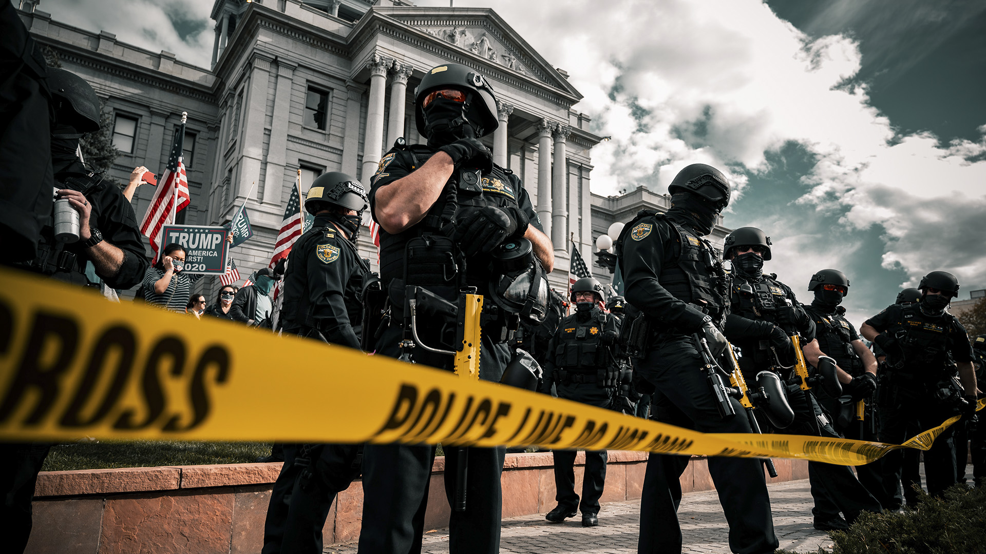 Researchers Explore Impact Of Police Action On Population Health