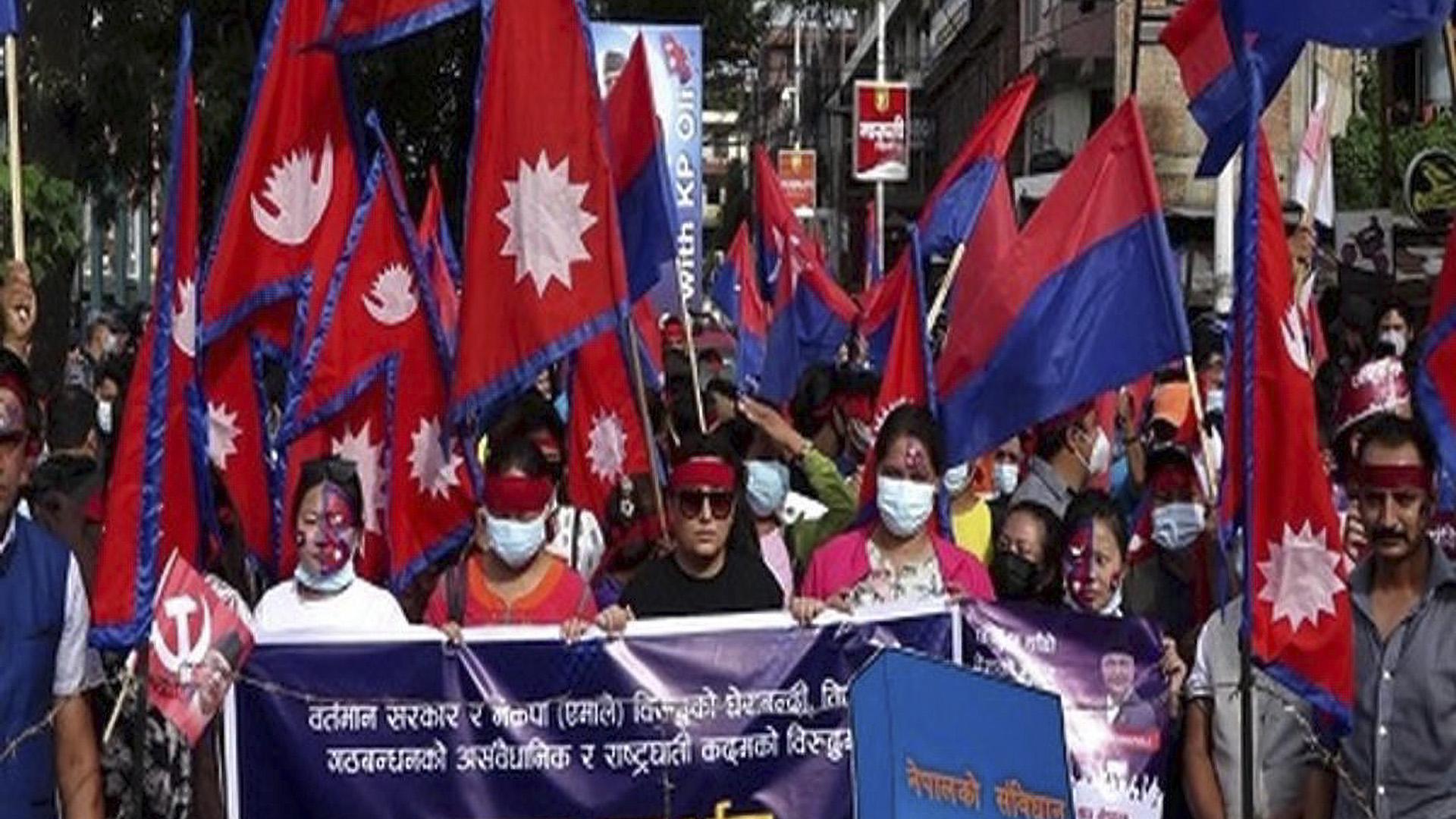 Nepal Court Reinstates Dissolved House Of Representatives