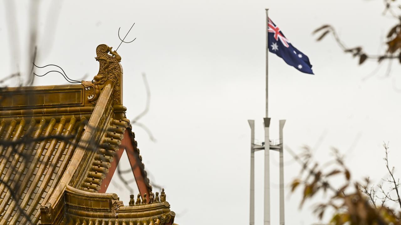 China Pans 'Deplorable' Australian Remarks