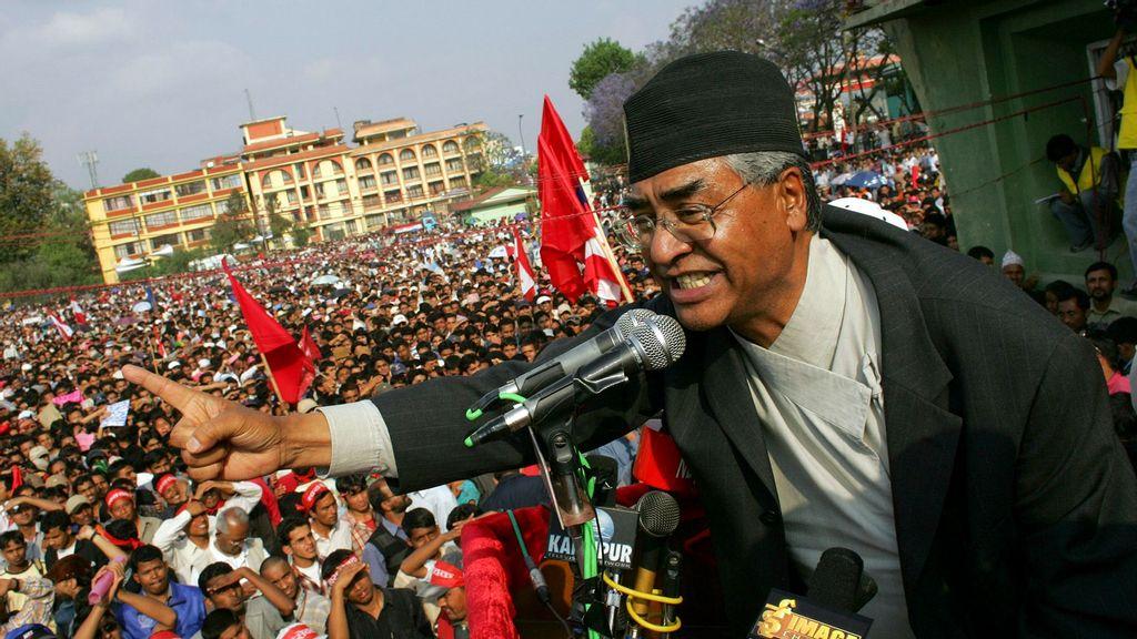 Nepal Supreme Court Allows Sher Bahadur Deuba To Take Oath As PM
