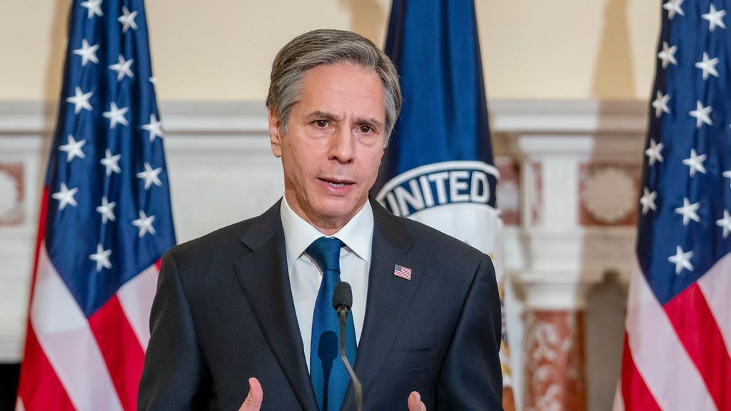US-Philippines Defense Treaty Covers Chinese Attack In South China Sea: Blinken