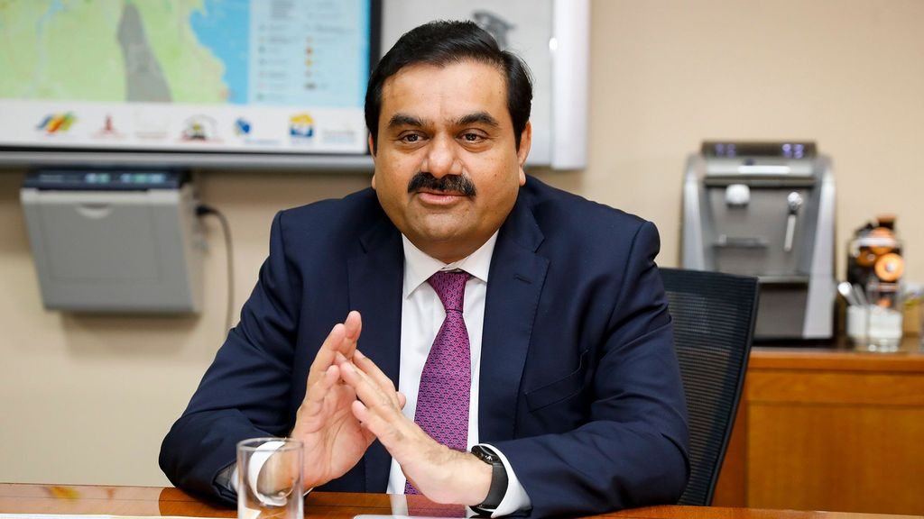 Indian Conglomerate Adani Group's Market Cap Crosses $100 Billion In FY22