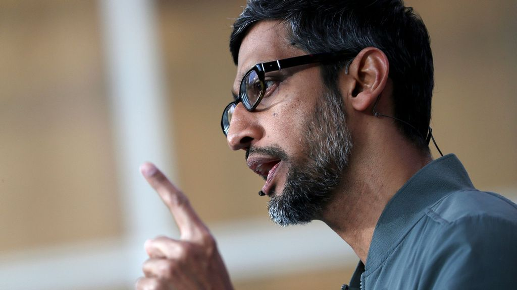 Countries Restricting Flow Of Information And Posing Threat To Internet Freedom: Sundar Pichai