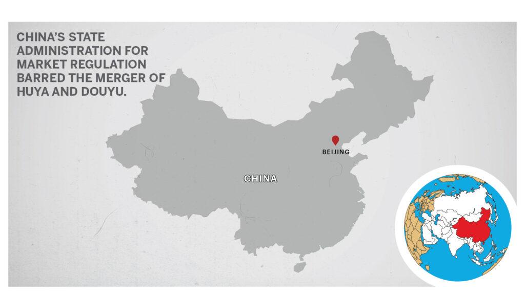 Map of Beijing China