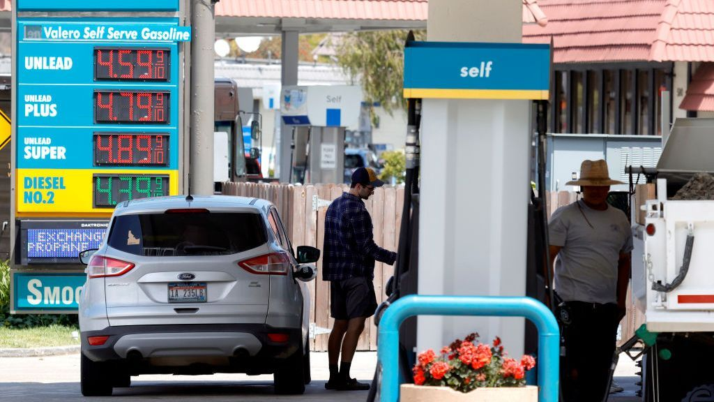 Gas Prices May Follow Demand Levels Lower