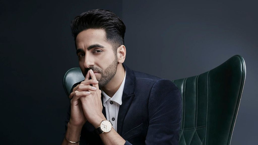 Ayushmann Khurrana Heads To Bhopal For The Shoot Of 'Doctor G'