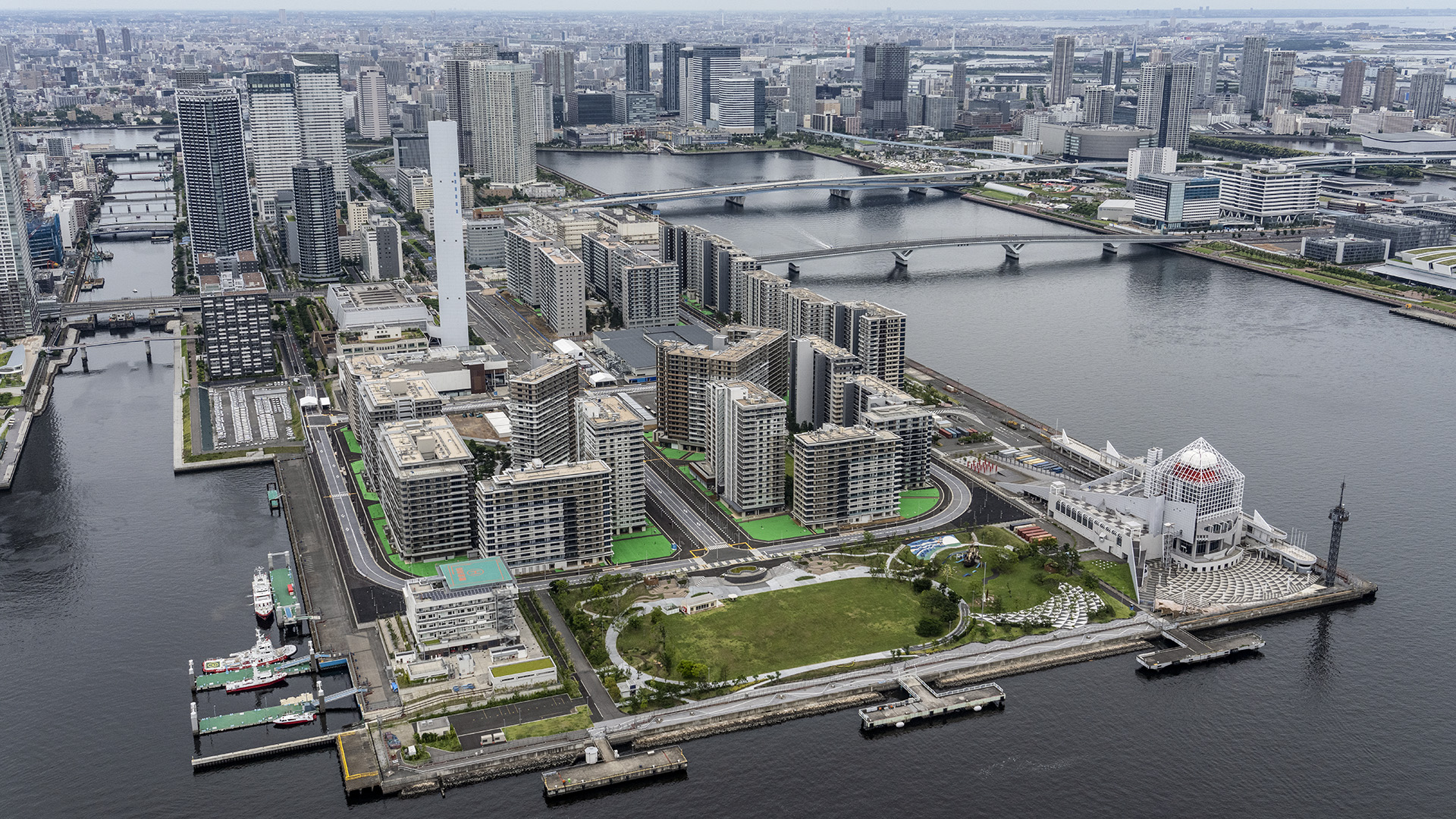 Tokyo 2020 Olympic Village Opens Its Doors, Welcomes Athletes