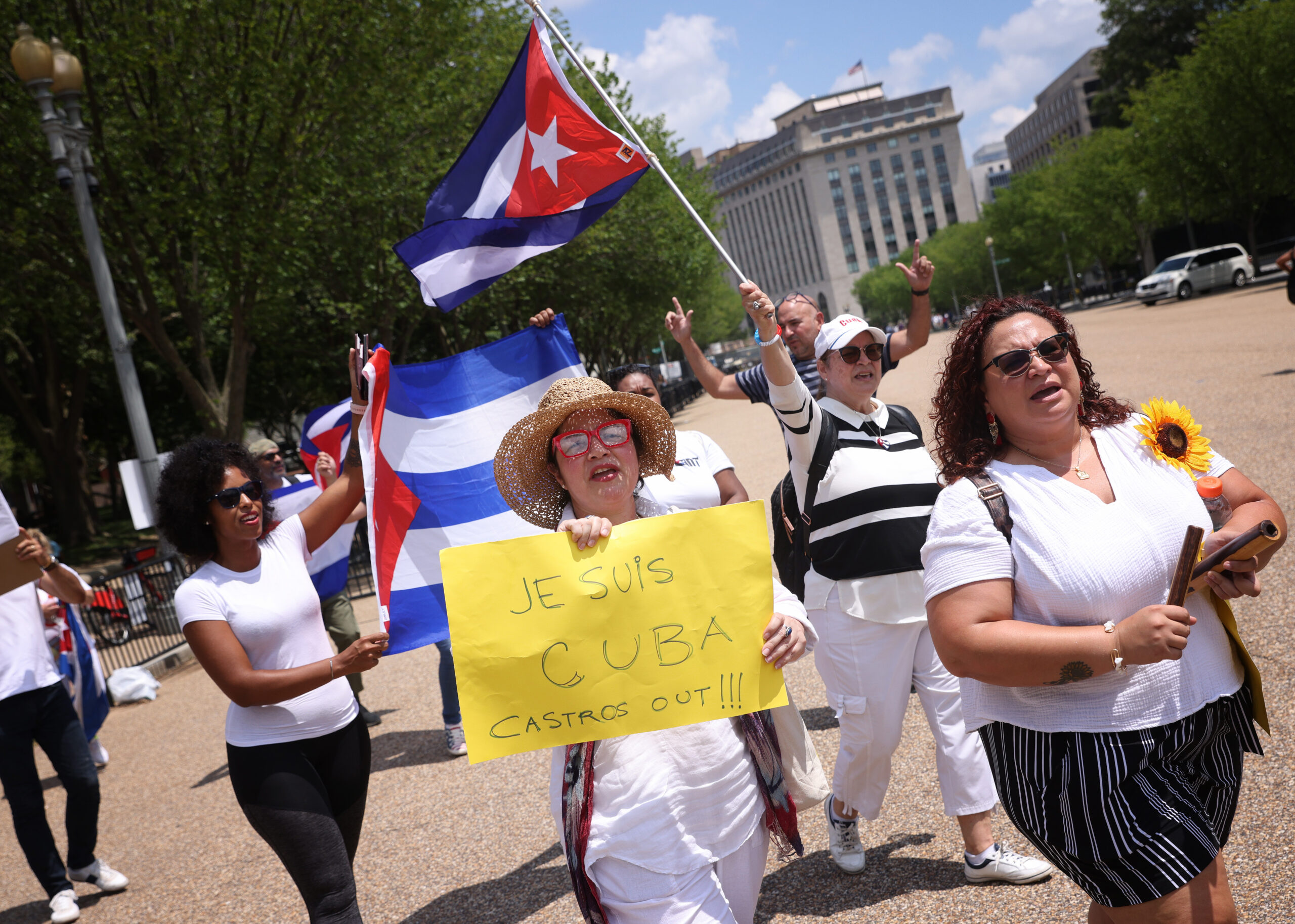 What Is Behind Cuba's Unprecedented Protest? The Internet's Role In The Unrest