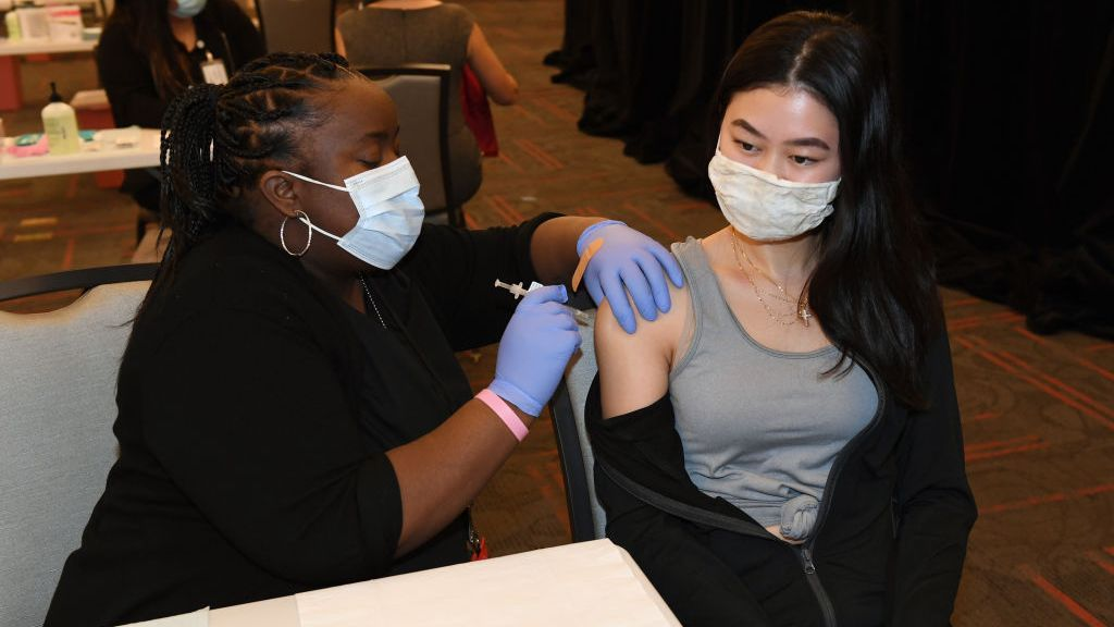 As Students Ready For Campus Returns, Colleges Postpone COVID-19 Vaccine Mandates