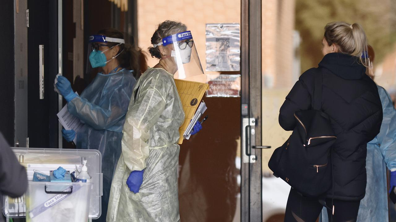 Covid-19 Outbreak Brings Back Indoor Masks In Australia's Victoria