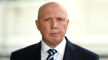 Minister Peter Dutton has raised doubts about the loyalties of Afghans who  worked with the ADF.