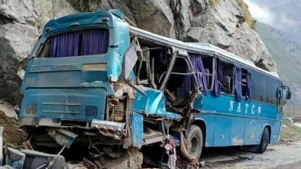 Pakistan Bus Blast Kills 12, Including Nine Chinese