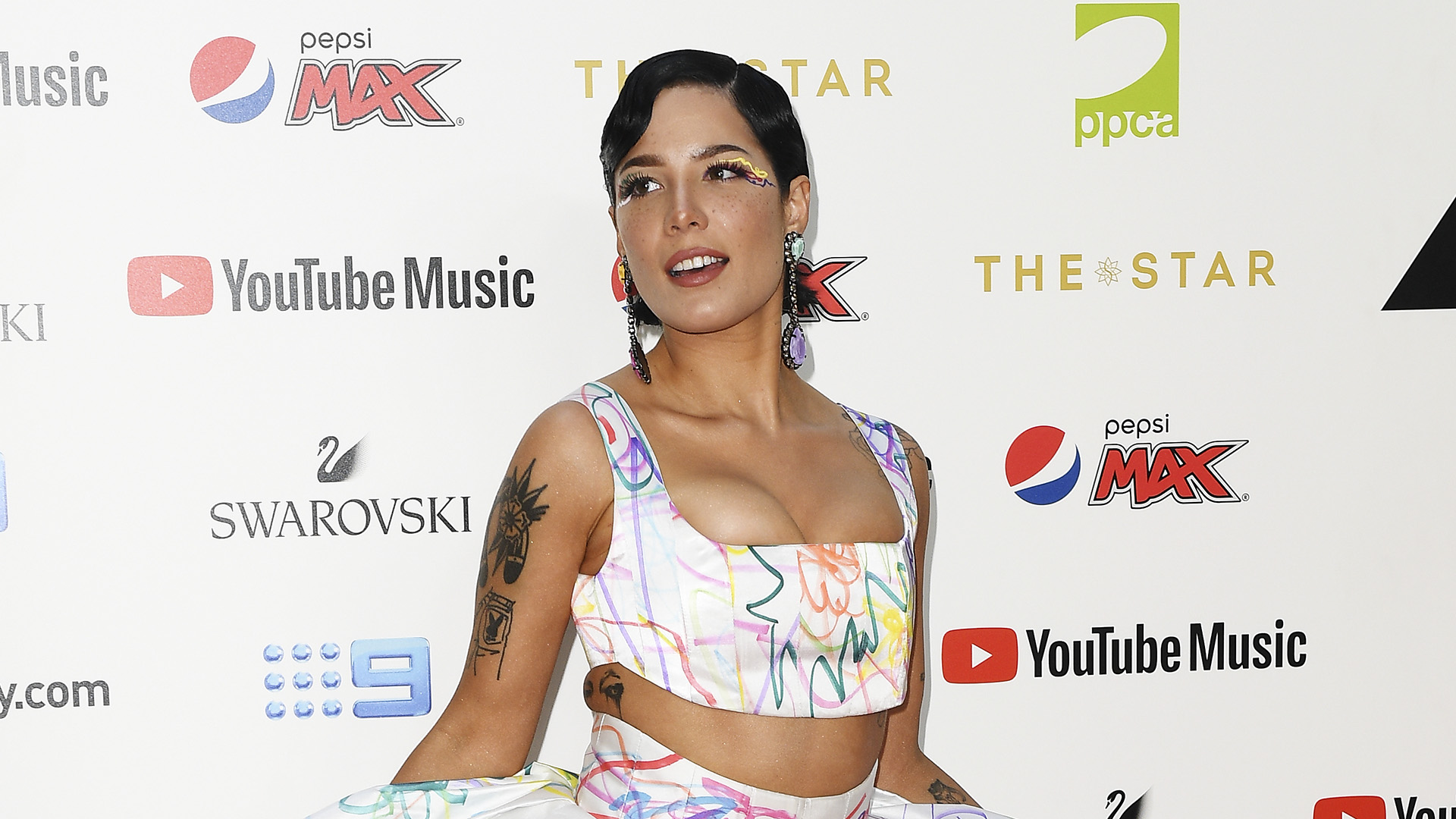 Halsey To Debut 'If I Can't Have Love, I Want Power' Film Ahead Of Album