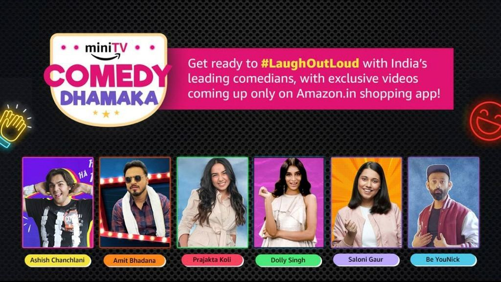 Indian Content Creators Collaborate With Amazon India To Produce Content For MiniTV