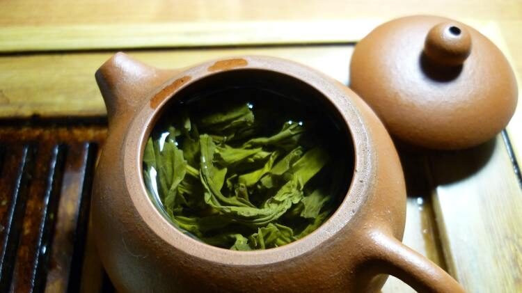 Green Tea: The Asian Herb That Came To The Americas