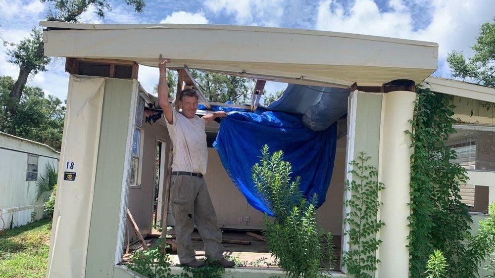 Para una ciudad azotada por huracanes, tener una comunidad unida es la única manera de sobrevivir