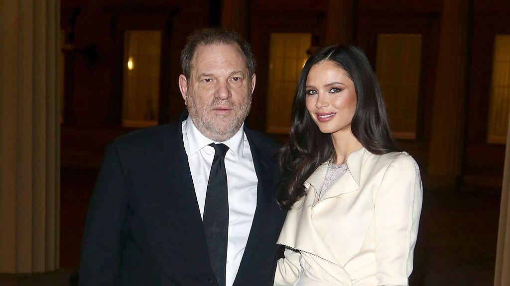 Georgina Chapman Finalizes Divorce From Harvey Weinstein