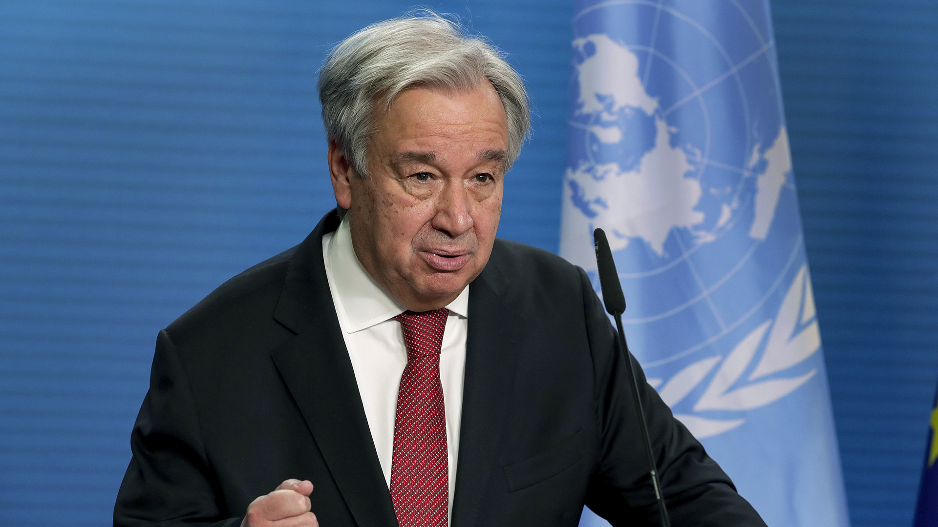 United Nations Secretary-General Calls For Olympic Truce To Be Observed