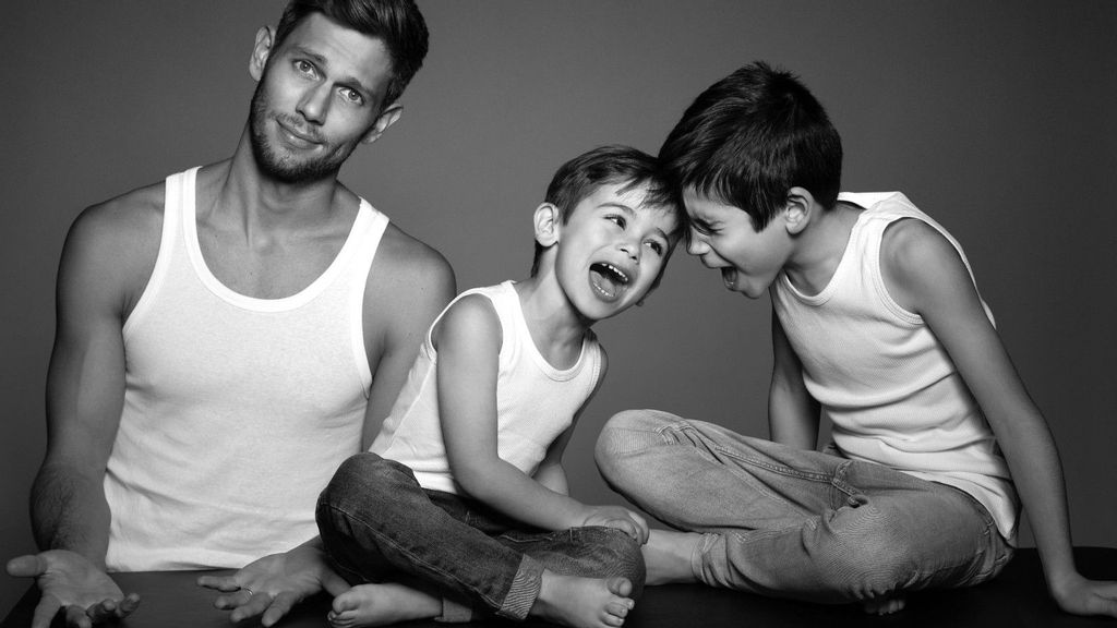 Bonded: Fathers And Sons Photo Exhibit Depicts Precious Moments