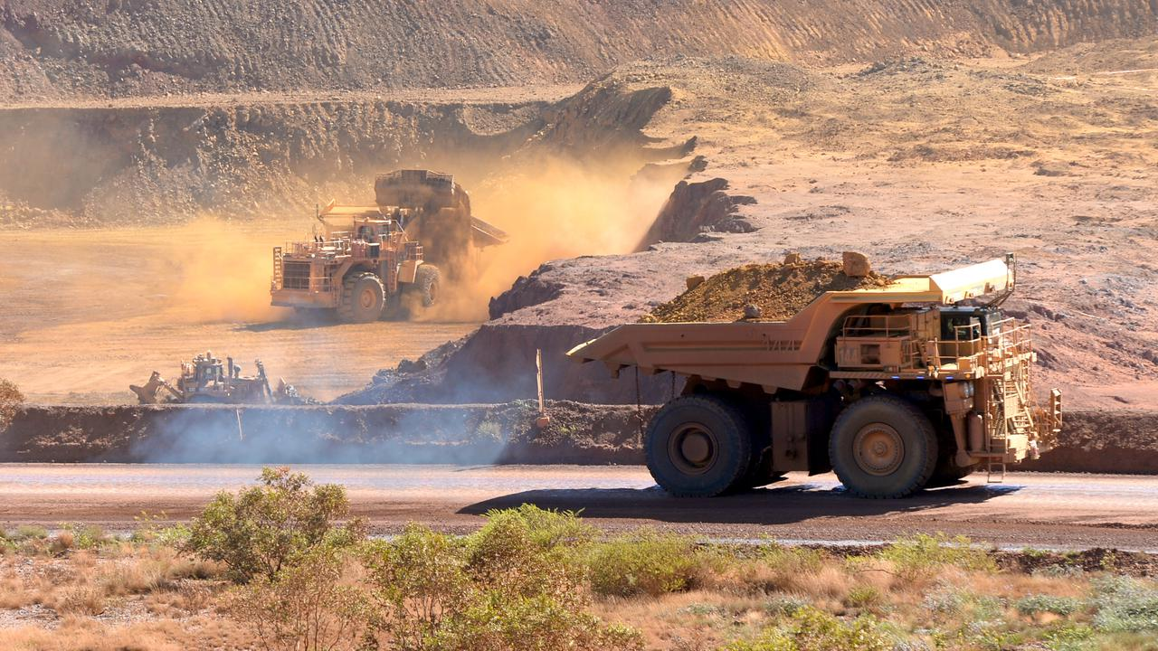 Australian Heritage Issues Dent Rio's Pilbara Output