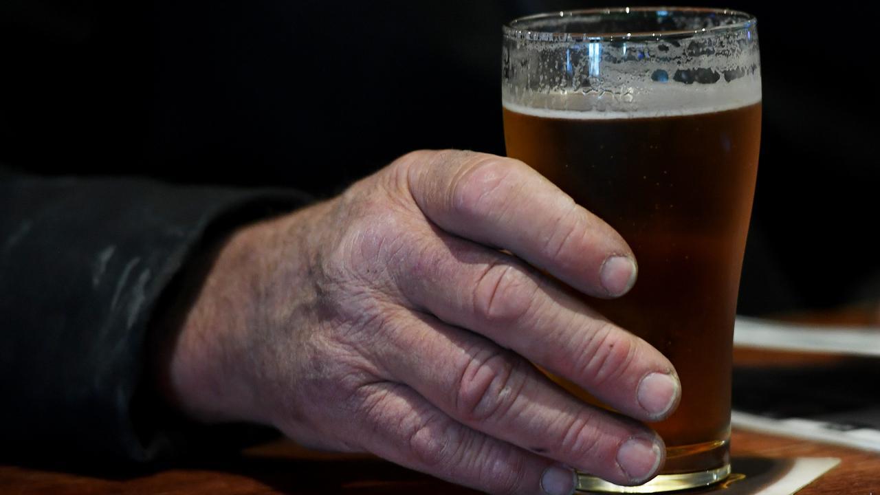 Alcohol, Amphetamines Top Drugs Of Concern In Australia: Report