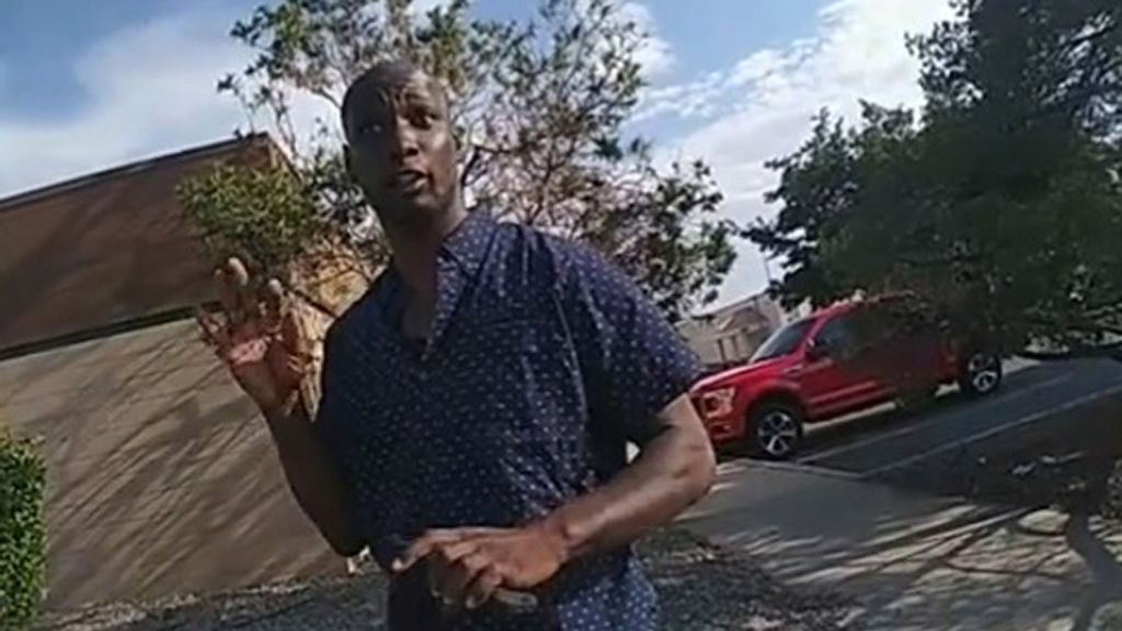 VIDEO: BLM Activist Arrested After Refusing To Leave Crime Scene