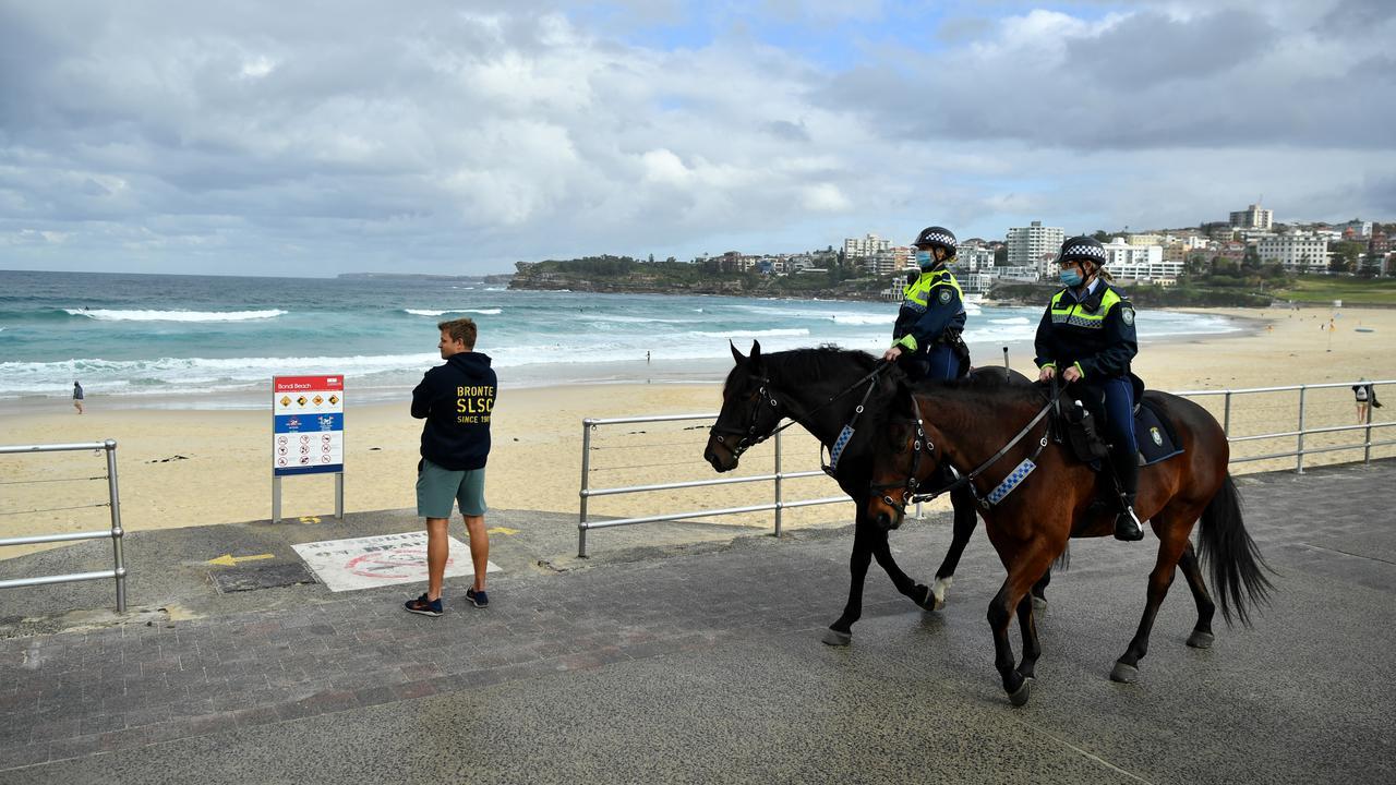 Australian State Covid Breaches:23 Arrests, 240 Fines