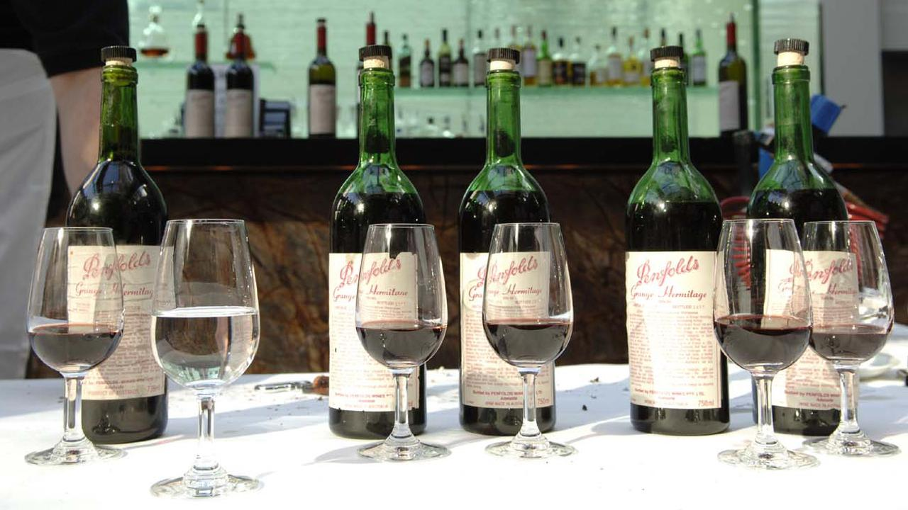Australian Vintage Wine To Smash All Records At Auction