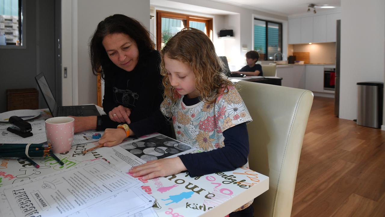 Homeschooling Children All Over Again Is Overwhelming Sydney Parents