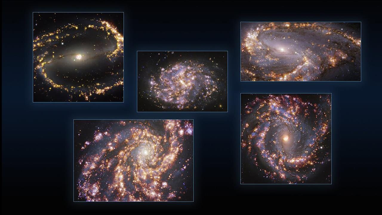 A Star Is Born: New Deep Space Images Could Reveal How Stars Are Created