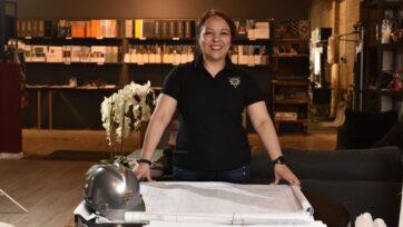 Cristina Villafuerte Berán afirma que le encantaría ver a más mujeres en su industria y las anima a construir su propia compañía sin ningún tipo de prejuicio. (Negocios Now)