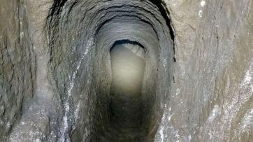 The stairway to the second underground floor. (NetAtraX/Zenger)