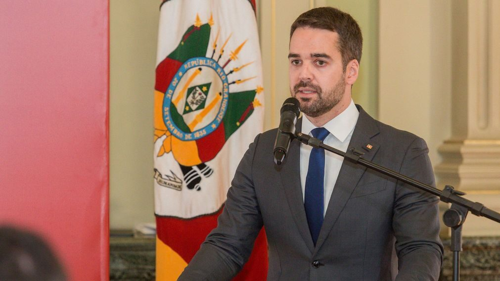 Presidential Pre-Candidate In Brazil Came Out As Gay At A Key Moment