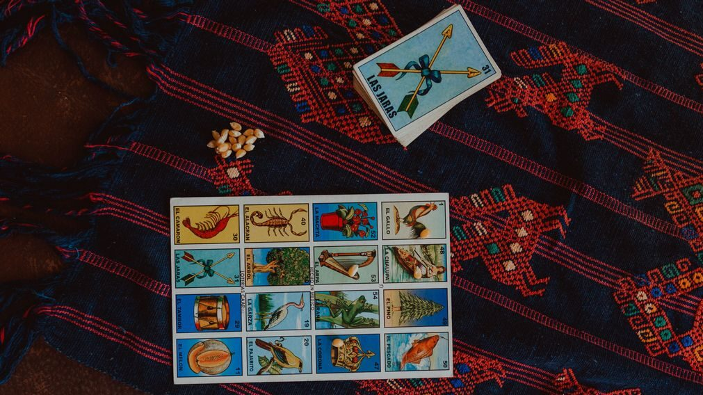 Playing Lotería Is Part Of Mexican Culture