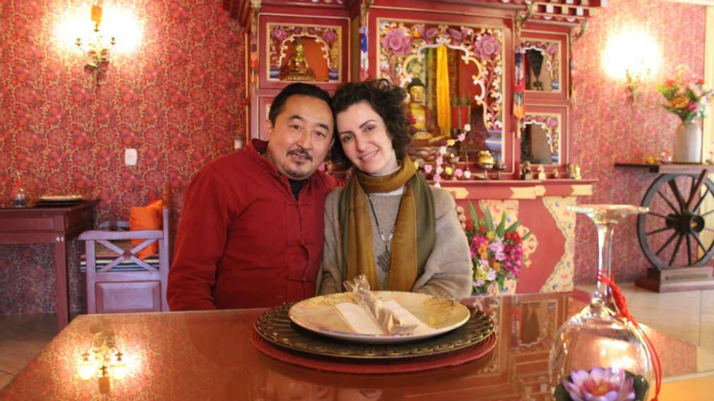 A Tibetan Refugee Fled His Country On Foot And Now Lives In Southern Brazil