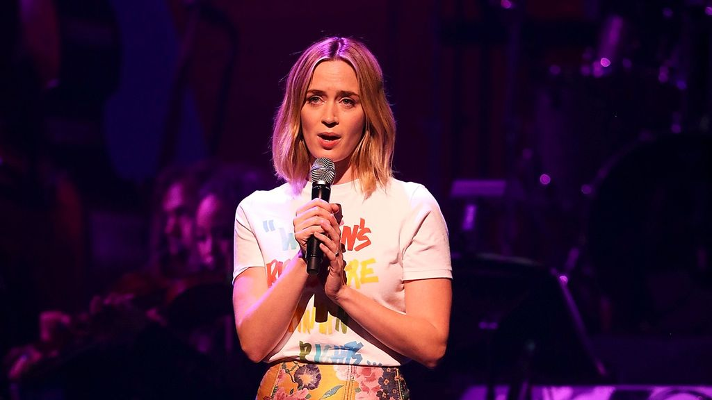Emily Blunt Opens Up About What Her Daughters Think Of Her Acting Projects