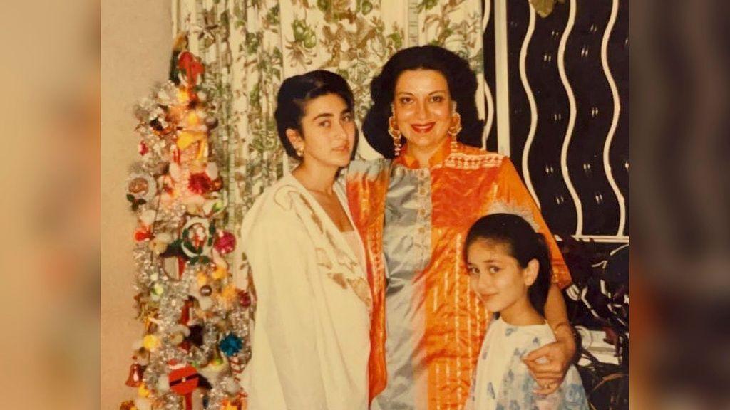 Kareena Kapoor Khan Shares Throwback Picture With Sister Karisma, Mother Babita