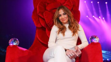 Jennifer Lopez will develop musical projects for TV and film. (Scott Barbour/Getty Images)