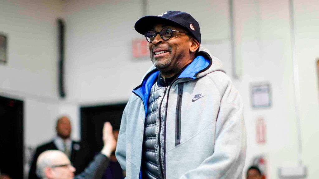 """Spike Lee Addresses Early Reveal Of Palme D'Or Winner, Says He """"Messed Up"""""""