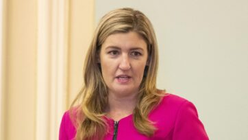 Shannon Fentiman says women are over-represented in domestic and family violence statistics.