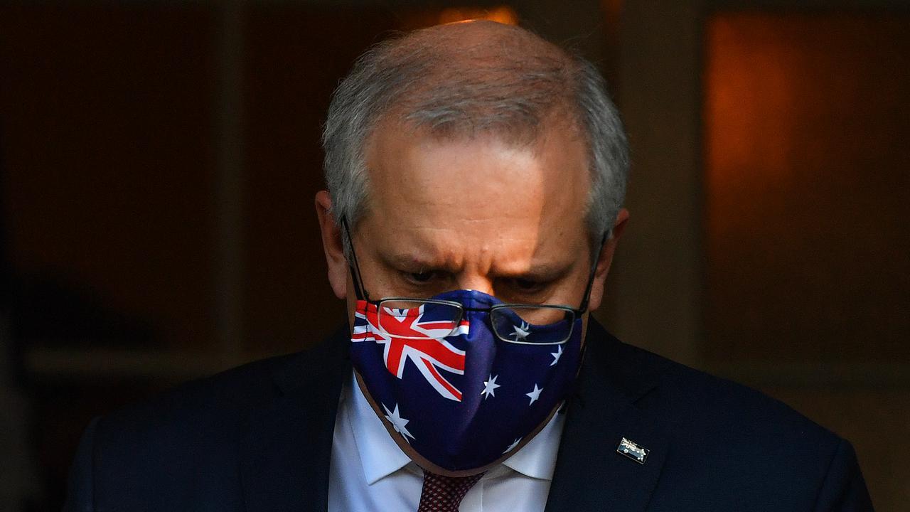 Australia's Faith In Morrison Government Declining, Polls Reveal