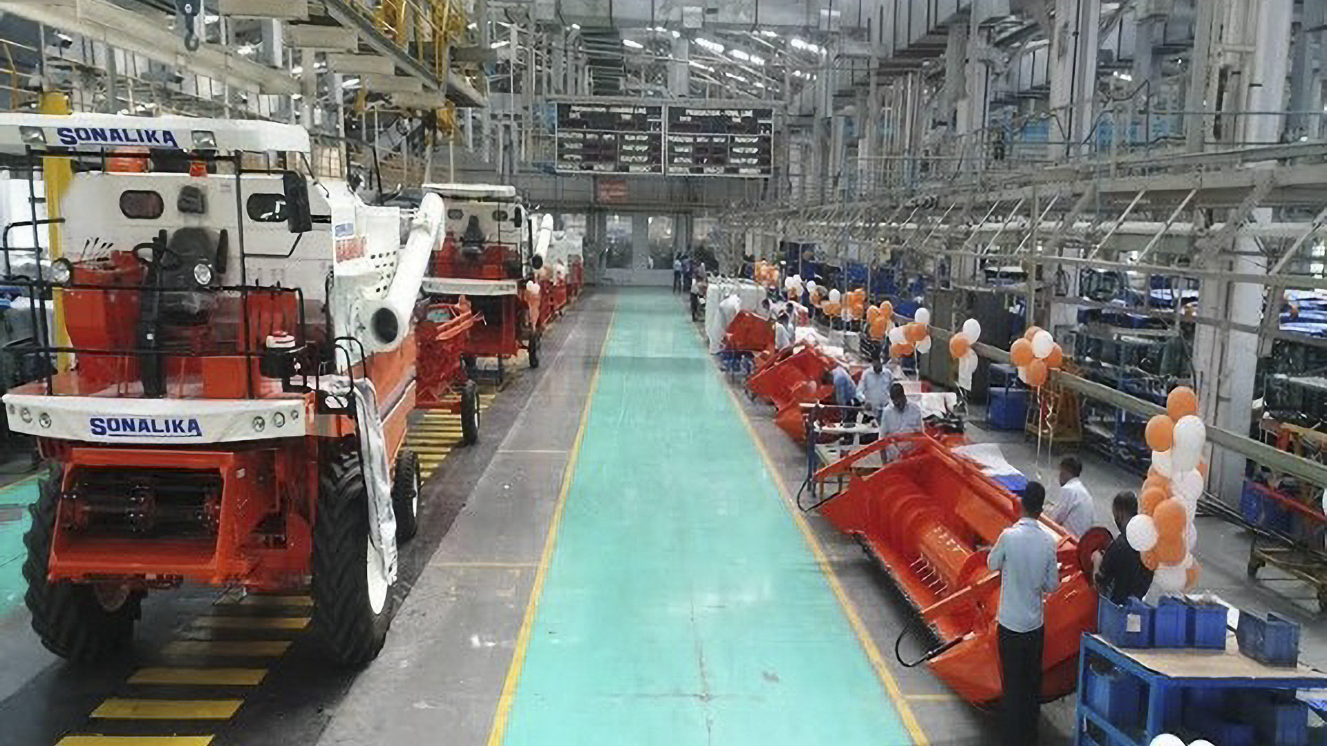 Indian Tractor Maker Invests $26.8 Million For Harvester Plant In Himachal Pradesh