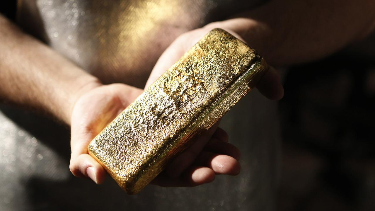 High-Grade Gold Makes Australia's Northern Territory Miners' Favorite